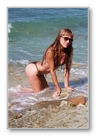 view Jul ruffled brazilian bikini photo gallery